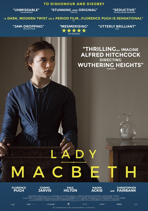 Lady Macbeth posters
