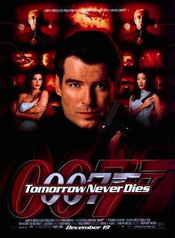 SNS #19 Tomorrow Never Dies '97