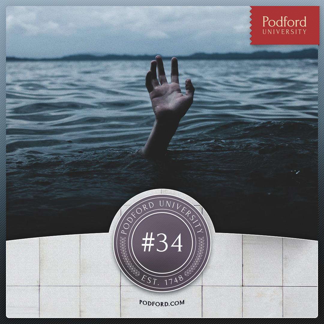 Podford Summer 2021: Drowned