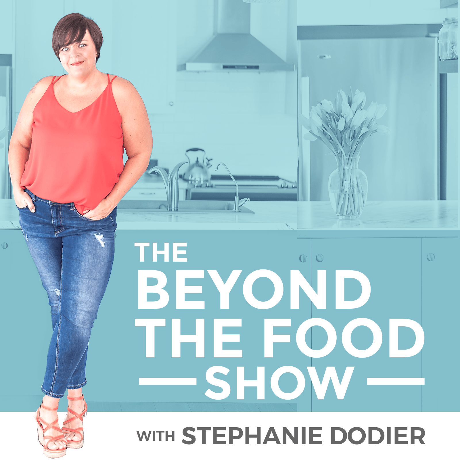 Going Beyond the Food: Intuitive Eating, Emotional Eating, Body Neutrality, Diet Mindset and Anti-Diet Podcast show art