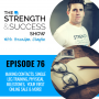 Artwork for #076 Making contacts, single leg training, physical milestones, making your first online sale and more!