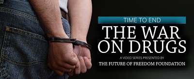 David S. D'Amato: Time to End the War on Drugs show art