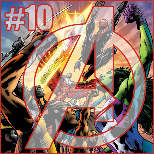 Cultural Wormhole Presents: Avengers Now! Episode 10