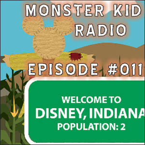Monster Kid Radio #011 - Earth vs. The Flying Saucers vs. Scott Morris, Part 1