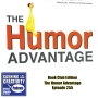 Artwork for CC255 The Humor Advantage: Book of the Month