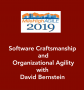 Artwork for MHA 2019: Software Craftsmanship for Organizational Agility with David Bernstein