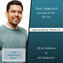 Artwork for Artificial Intelligence in Fashion & eCommerce: Interview with Amit Aggarwal of The Yes