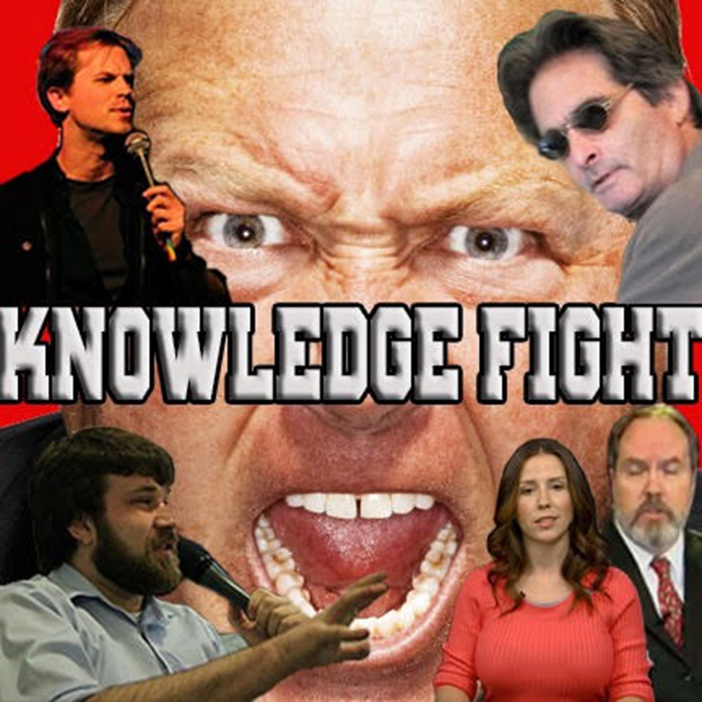 Artwork for Knowledge Fight: Jan. 8, 2018
