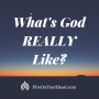 Artwork for What is God Really Like? Interview with S.J. Hill