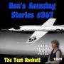 Artwork for RAS #367 - The Test Rocket