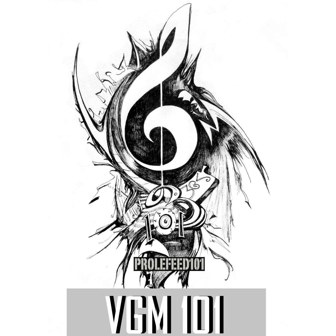 VGM101 show art
