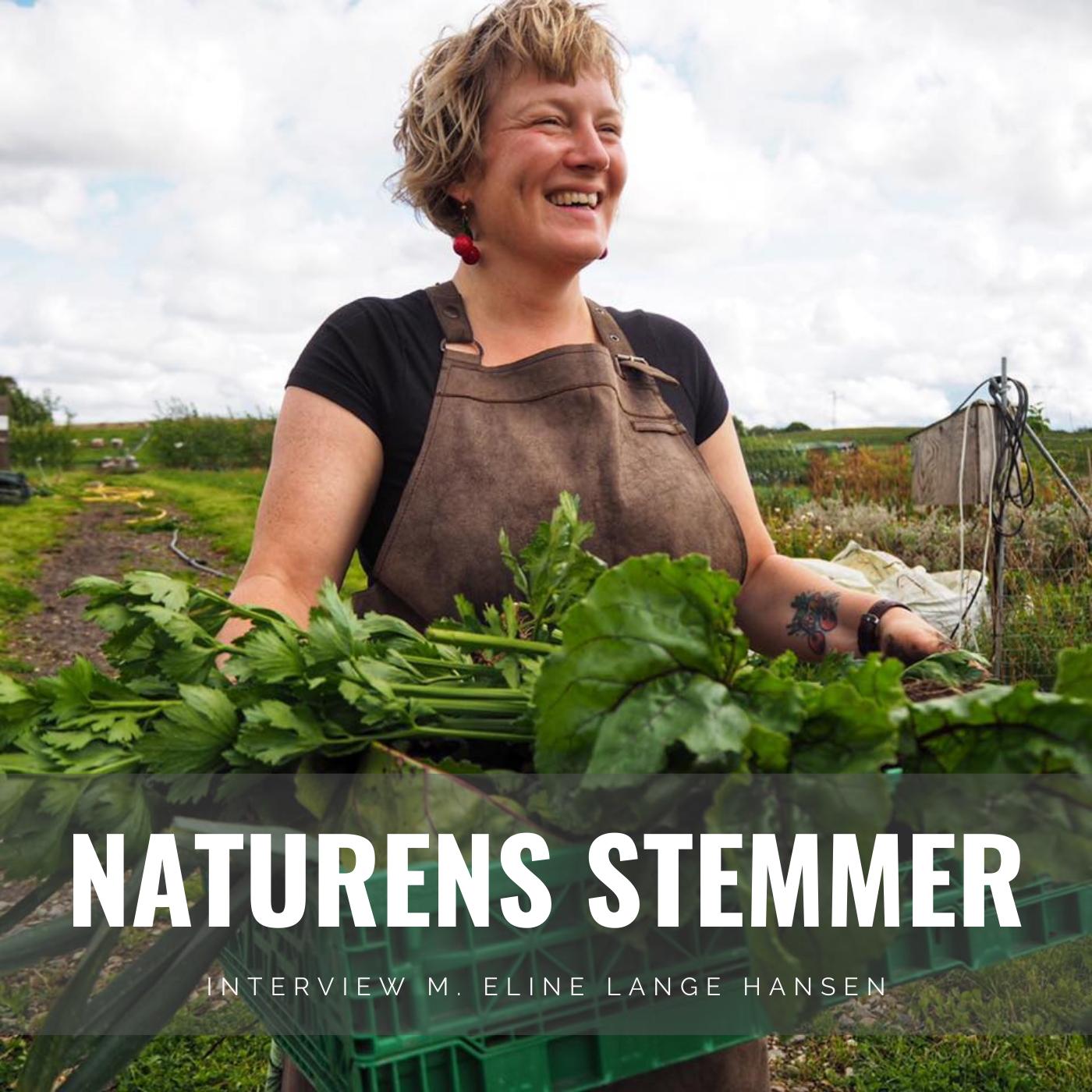Eline Lange Hansen: Vores mad forbinder os med naturen