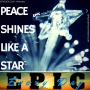 Artwork for Peace Shines like a Star