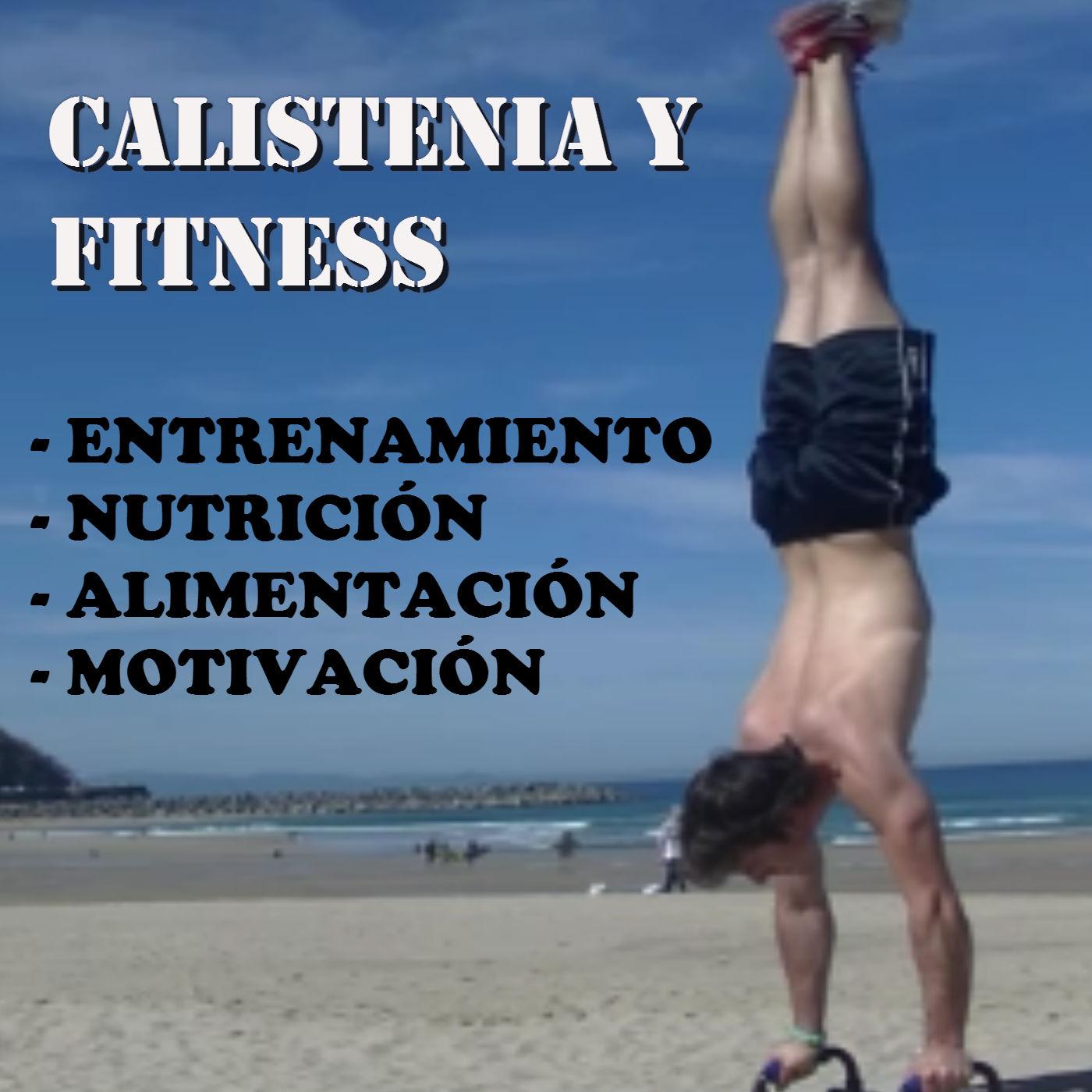 Calistenia y Fitness show art