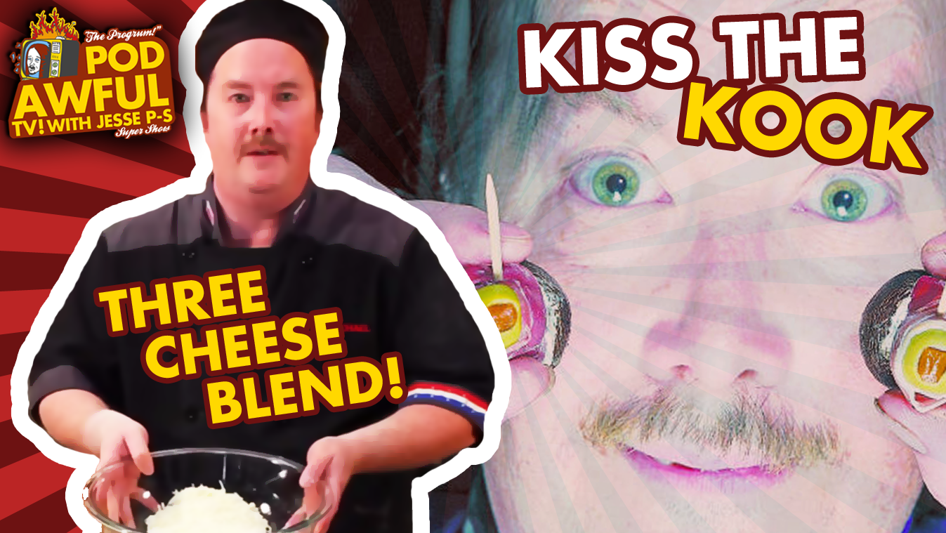 Kiss The Kook w/ Chef Mike Neylan