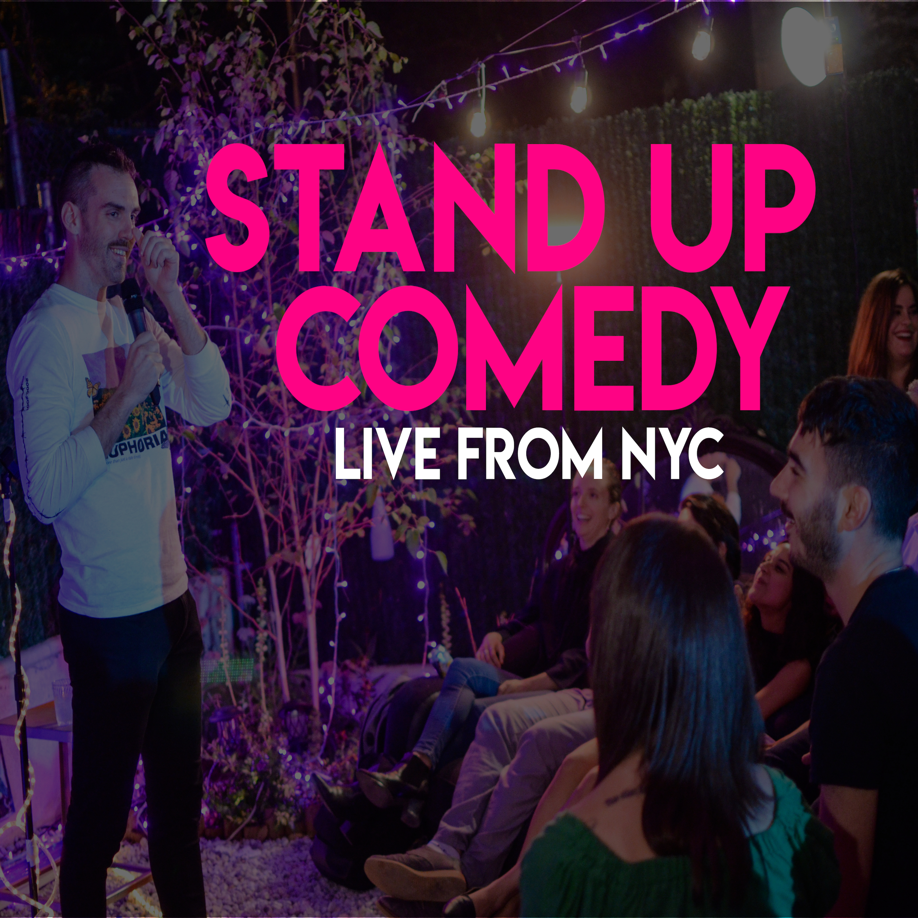 The Best Stand Up Comedy To Drink White Claw To