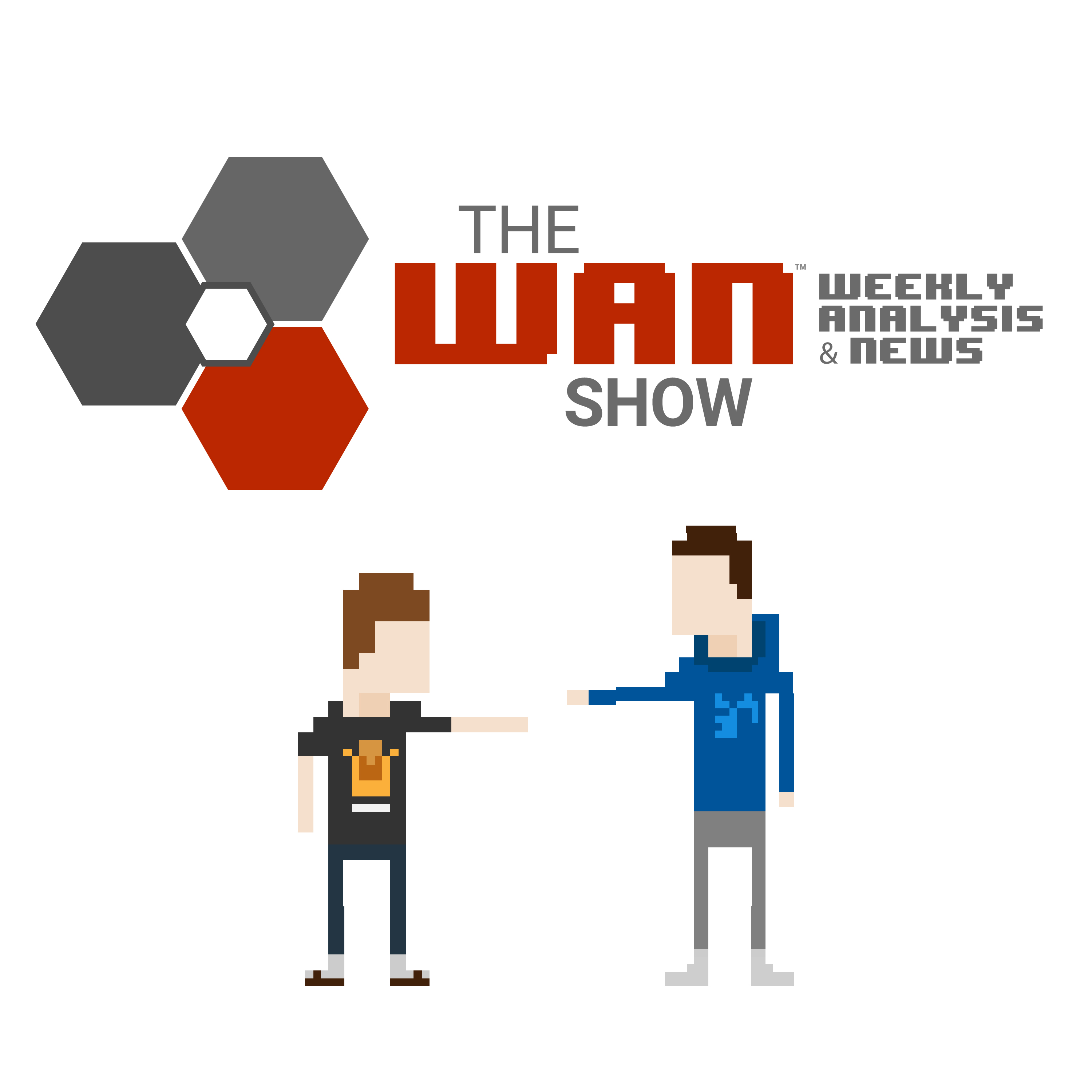 The WAN Show Podcast show art