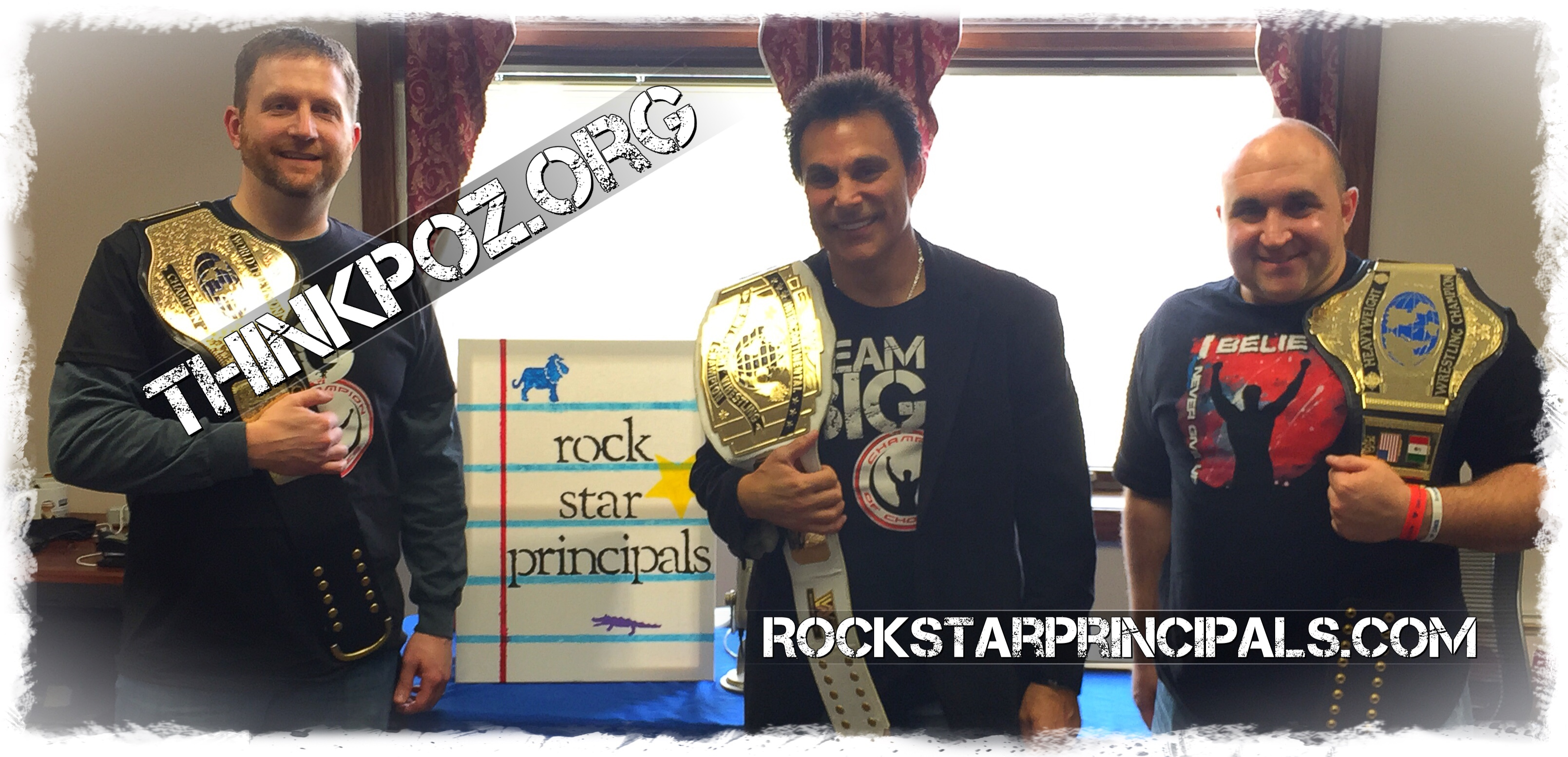 Episode 59: The Rock Star Principals' Podcast (Special Guest-Marc Mero)