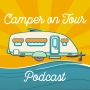 Artwork for 053 - [Wochenrückblick] Campingplatz in La Turballe - Stellplatz Le Treport - Caravan Salon