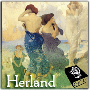 366 - Chapter 1 -- Herland [Start of Book]