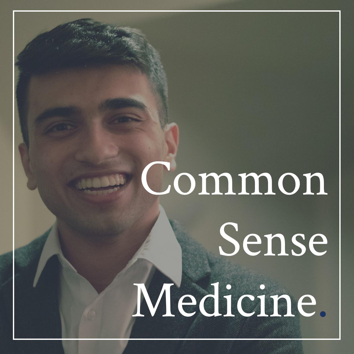 Common Sense Medicine podcast show image