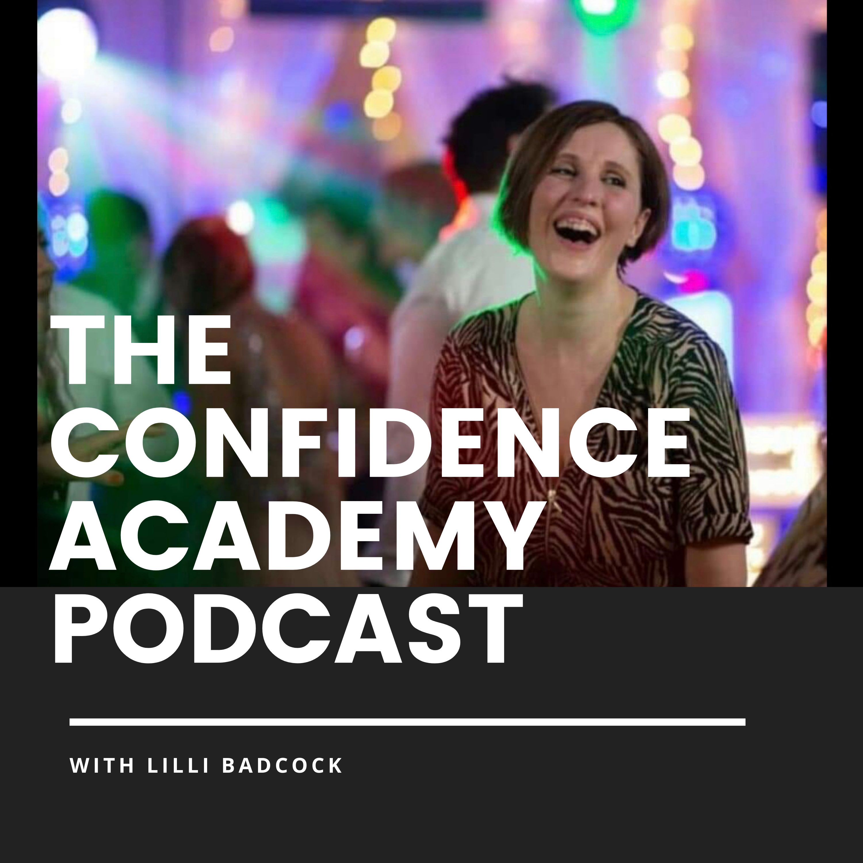 The Confidence Academy Podcast show art