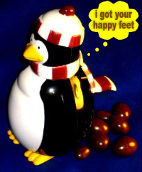 #27 Happy Feet