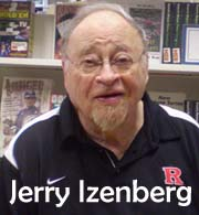 Episode 62: Jerry Izenberg Talks About Sports Journalism and More