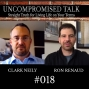 Artwork for Uncompromised Talk with Clark Neily and Ron Renaud