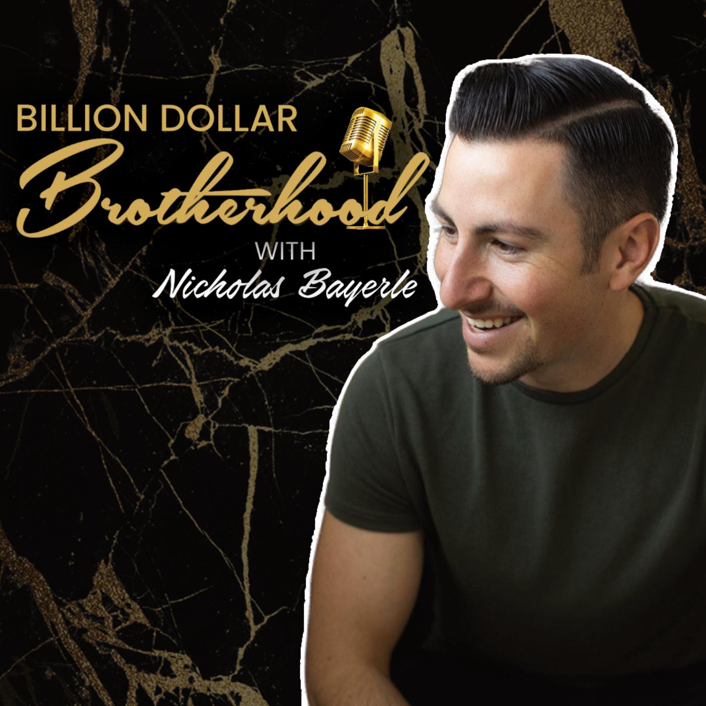 Billion Dollar Brotherhood show art