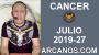 Artwork for HOROSCOPO CANCER - Semana 2019-27 Del 30 de junio al 6 de julio de 2019 - ARCANOS.COM
