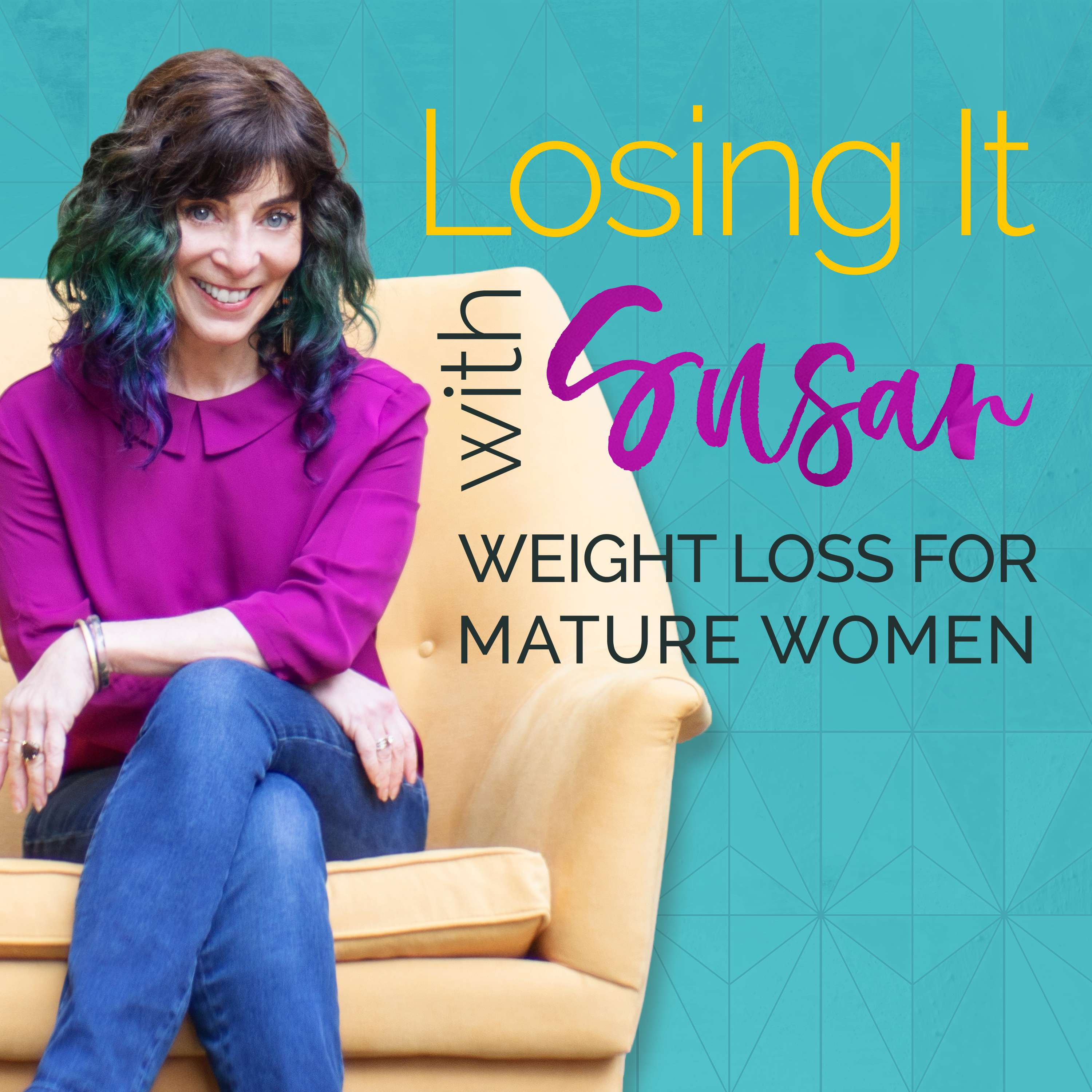 Losing It with Susan | Weight Loss for Mature Women show art