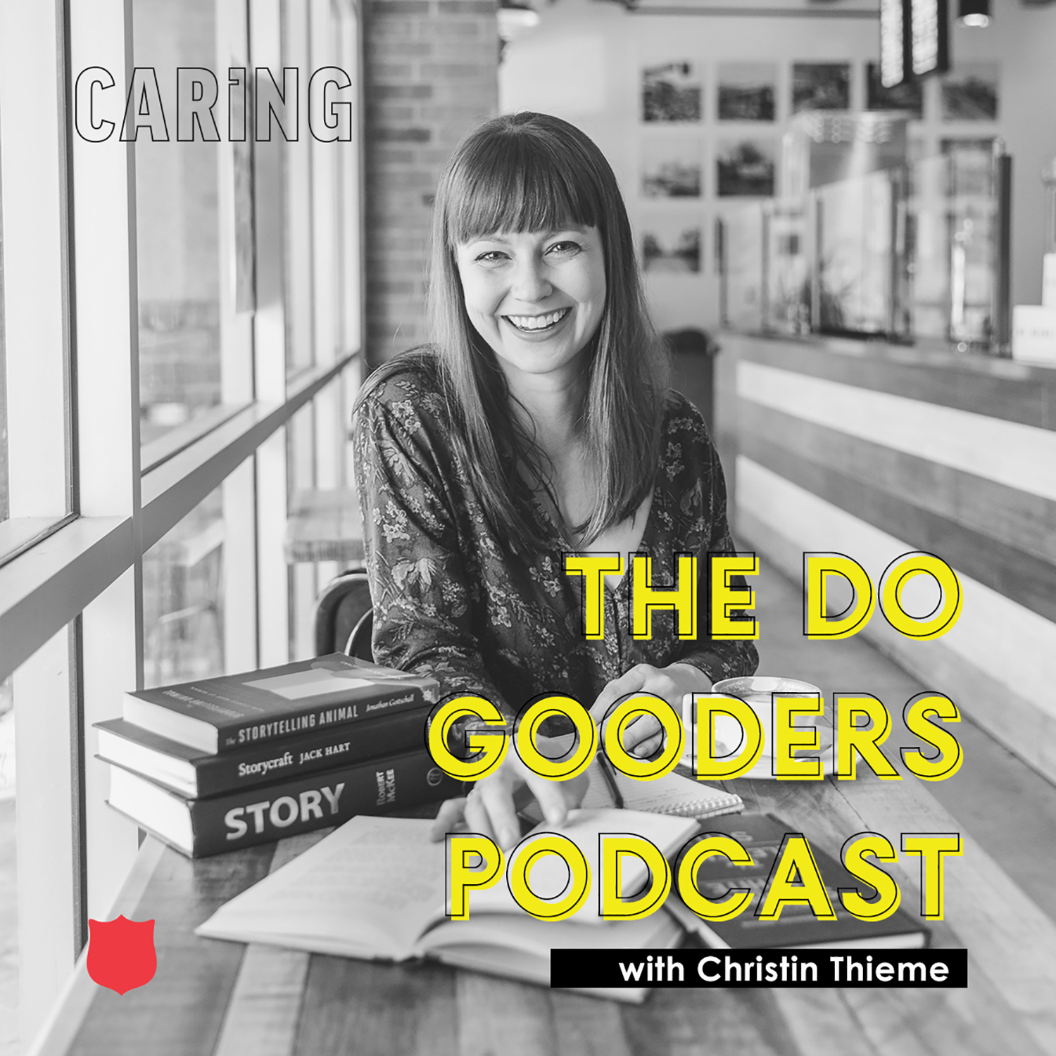 The Do Gooders Podcast show art
