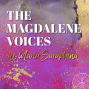 Artwork for Magdalene Speaks - Woman In Red, Mariaestela in Sacred Conversation w. Krishna Rose