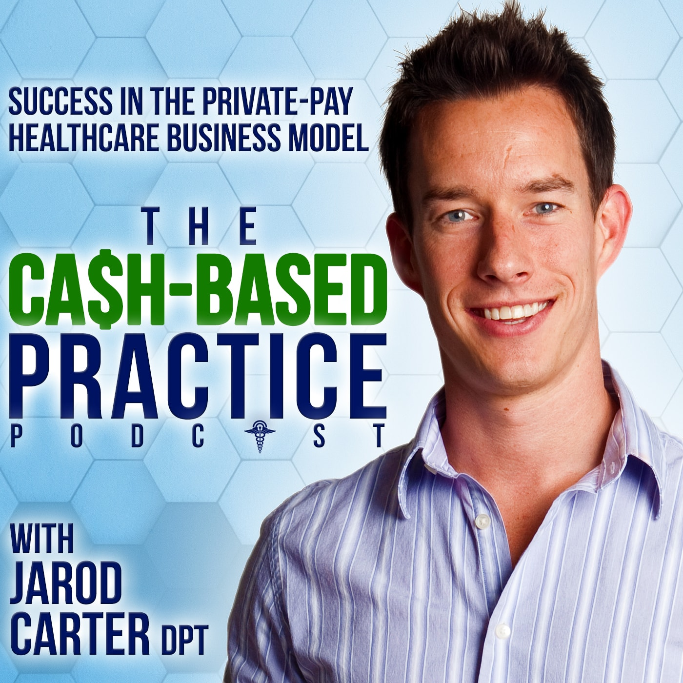 The Cash-Based Practice Podcast show art