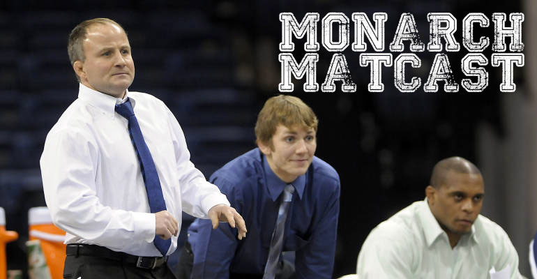 Artwork for ODU24: Monarch wrestling prepares for nationally-ranked clash with Virginia