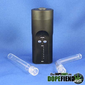 Dopecast313: The ULTIMATE Arizer Solo Portable Vaporizer Review!