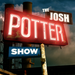 The Josh Potter Show 6 Cancelled Costumes Roach Motel With Josh Potter Comedian josh potter joins nikki and anya marina to chat about getting dissed by smart people the human cockroach josh potter gets to do something special today. the josh potter show 6 cancelled costumes roach motel with josh potter