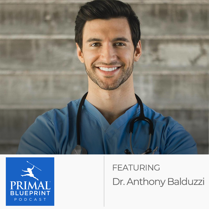 Dr. Anthony Balduzzi - The Fit Father Project