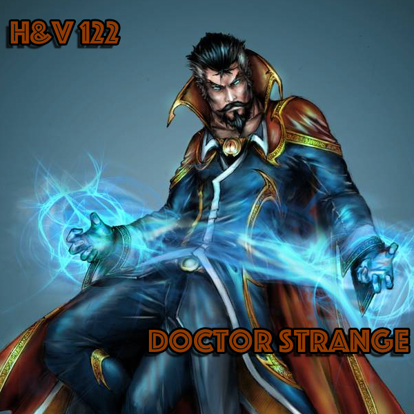 122: Doctor Strange with Tinzien