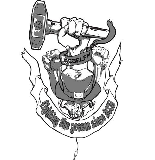 Rebel FM Episode 52 - 02/18/10