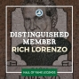 Artwork for 2019 Distinguished Member Rich Lorenzo