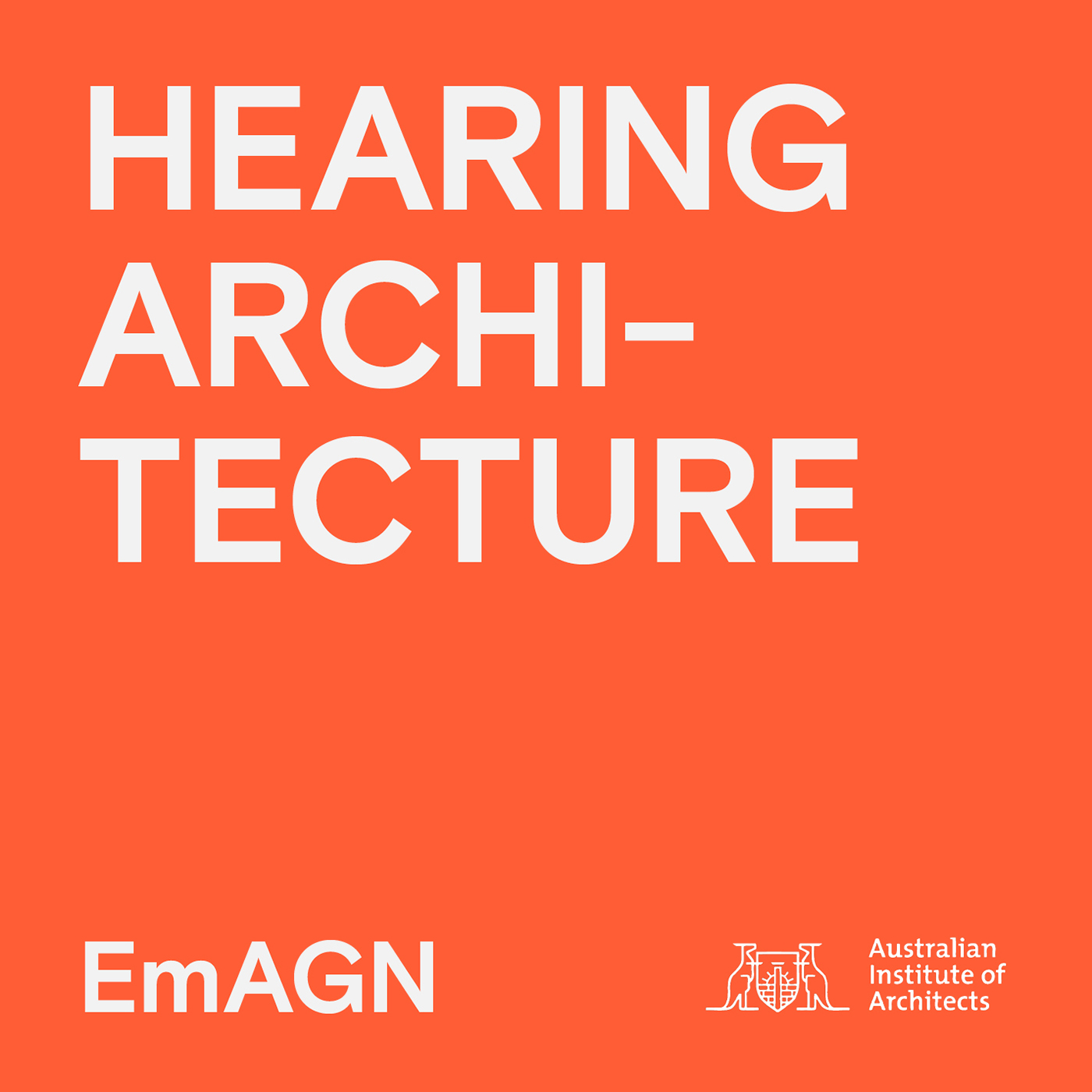 Hearing Architecture show art