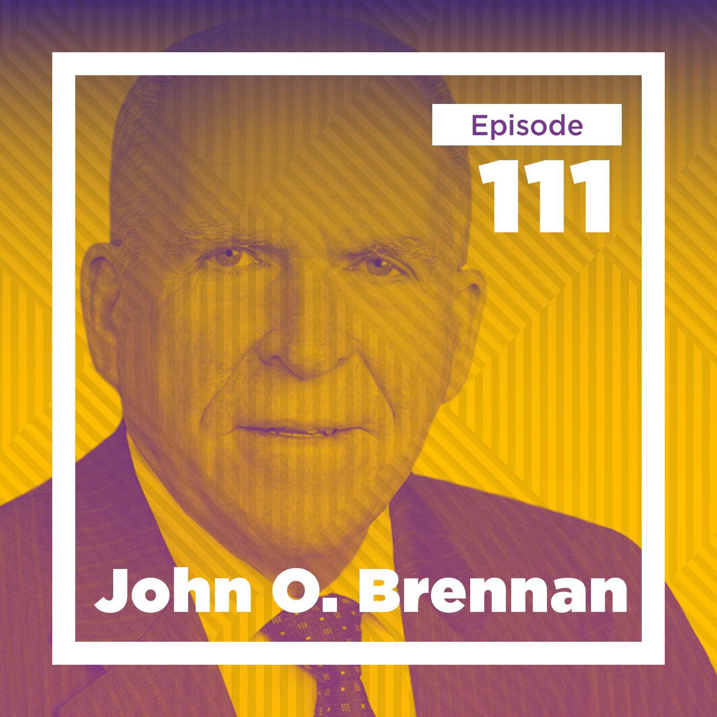 John O. Brennan on Life in the CIA