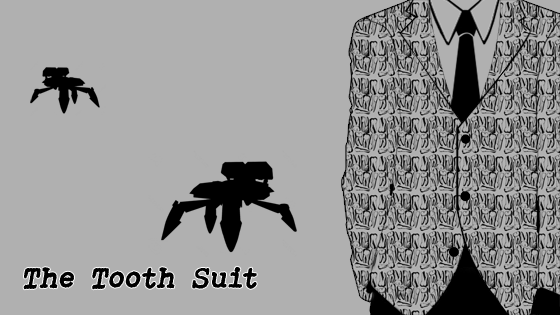 FistShark Marketing 30: The Tooth Suit