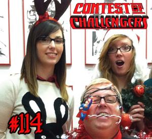 Contest of Challengers 114: Verbatim