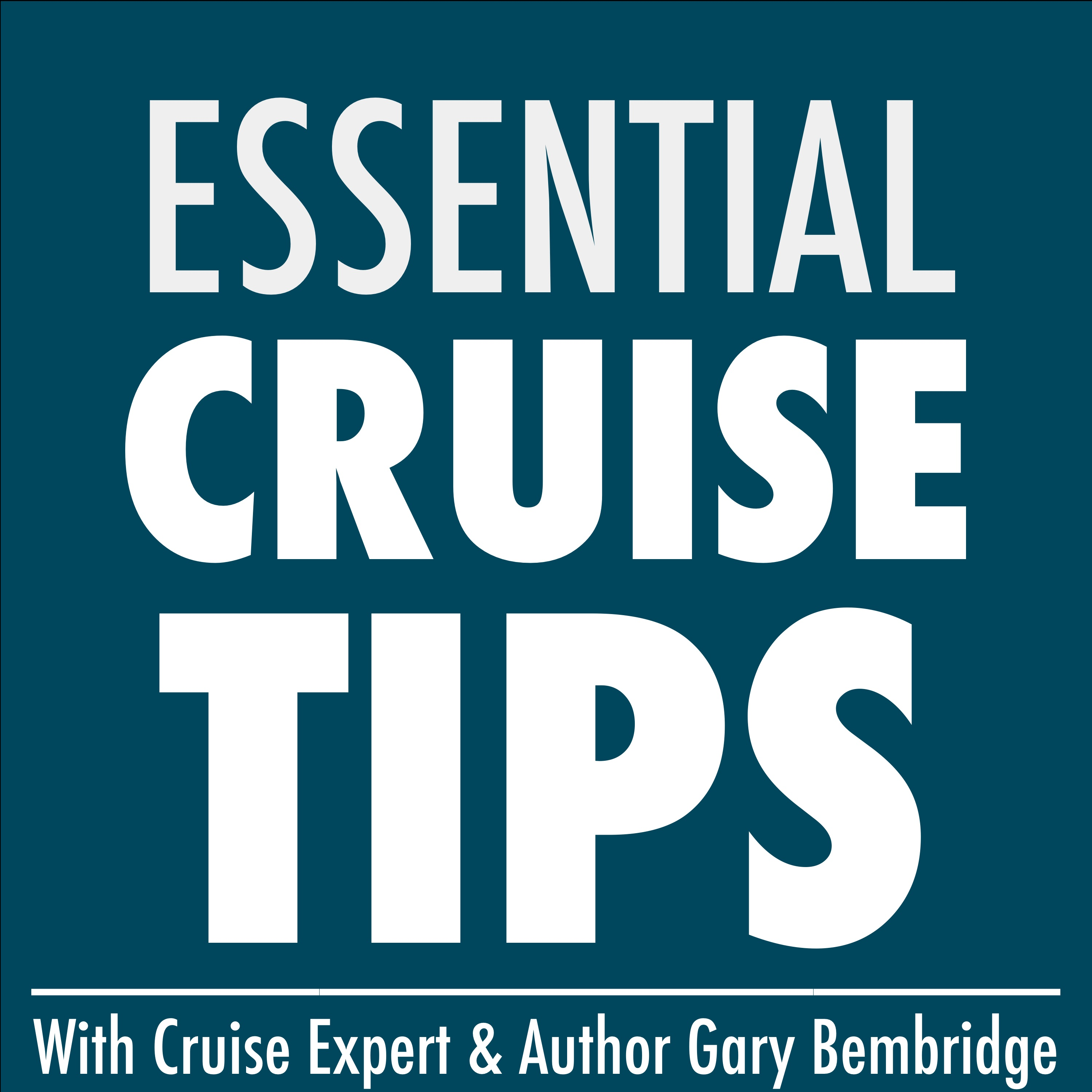Essential Cruise Tips logo