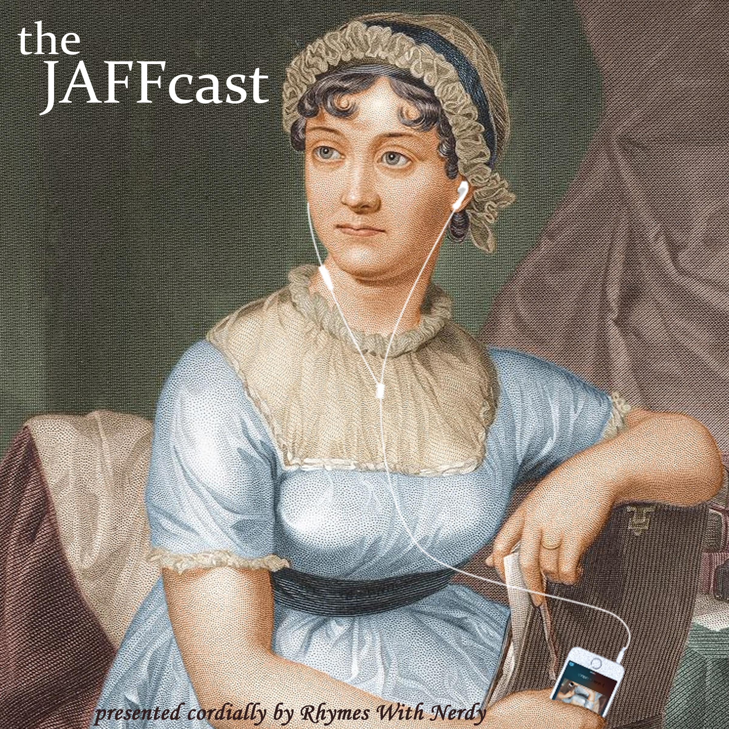 Artwork for Episode 17: The JAFFcast Volume 5