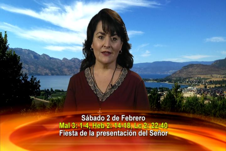 Artwork for Dios te Habla con Leticia Diaz; Fiesta de la presentación del Señor.