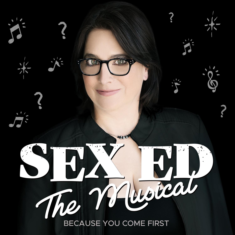Sex Ed The Musical show art